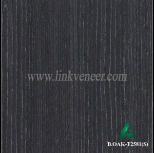 B.OAK-T2581(S), High Quality Oak Engineered Veneer