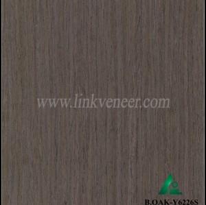 B.OAK-Y6226S, High Quality Oak Engineered Veneer