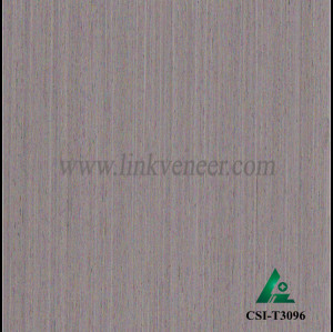 CSI-T3096, Reconstituted straight grain oak wood veneer