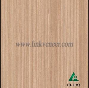 HL-L2Q, Reconstituted straight grain oak wood veneer