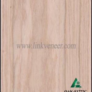 OAK-F1772C, Engineered rotary cut oak wood veneer