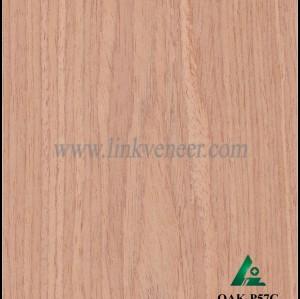 OAK-P57C, Engineered rotary cut oak wood veneer