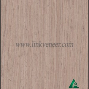 S.OAK-P668S, recon oak face veneer straight line engineered wood veneer for plwwood and furniture sliced wood veneer