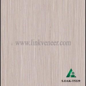 S.OAK-T5229, silver oak wood engineered wood veneer