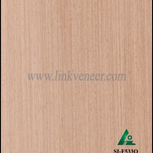 SI-F533Q, Reconstituted straight grain oak wood veneer