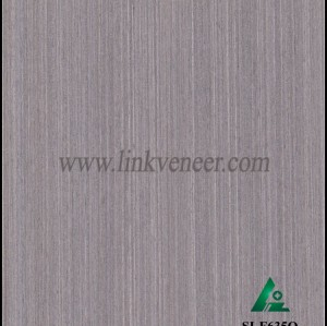SI-F635Q, Reconstituted straight grain oak wood veneer