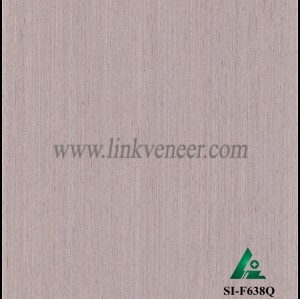 SI-F638Q, Reconstituted straight grain oak wood veneer