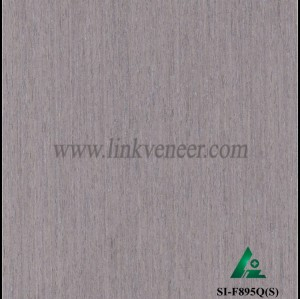 SI-F895Q(S), Reconstituted straight grain oak wood veneer