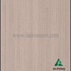 SI-F936Q, Reconstituted straight grain oak wood veneer