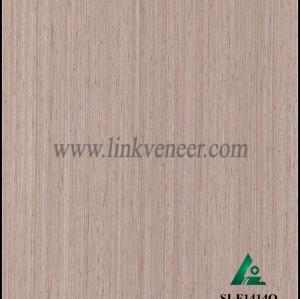 SI-F1414Q, Reconstituted straight grain oak wood veneer