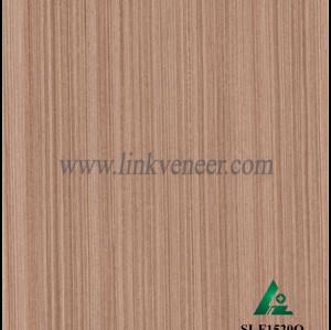 SI-F1520Q, Reconstituted straight grain yellow oak wood veneer