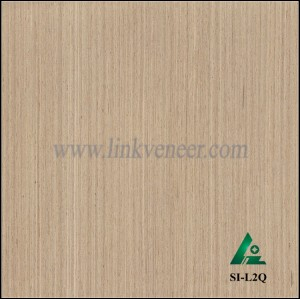 SI-L2Q, Reconstituted straight grain oak wood veneer