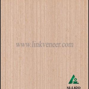 SI-L82Q, Reconstituted straight grain oak wood veneer