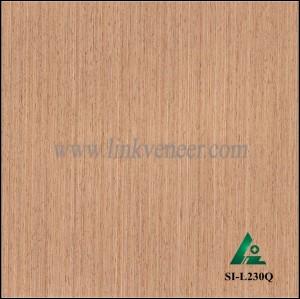 SI-L230Q, Reconstituted straight grain oak wood veneer