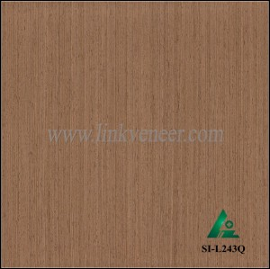 SI-L243Q, Reconstituted straight grain oak wood veneer