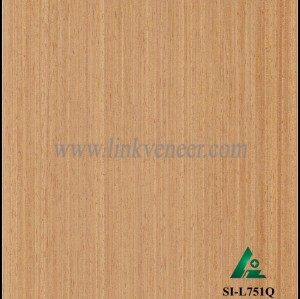 SI-L751Q, Reconstituted straight grain oak wood veneer