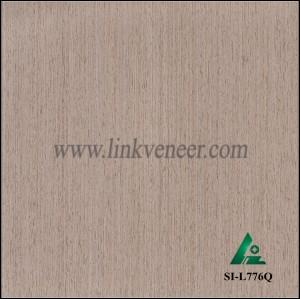 SI-L776Q, Reconstituted straight grain oak wood veneer