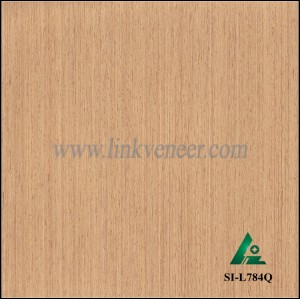 SI-L784Q, Reconstituted straight grain oak wood veneer