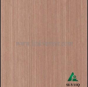 SI-Y11Q, Engineered oak wood veneer for hotel decoration