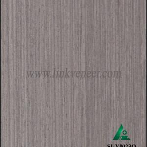 SI-Y0023Q, Engineered oak wood veneer for hotel decoration