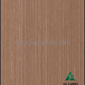 SI-Y609Q, Engineered oak wood veneer for hotel decoration