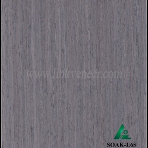 SOAK-L6S, High Quality Oak Engineered Veneer