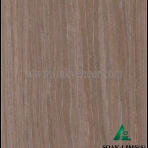 SOAK-L980S(S), Oak engineered veneer reconstituted veneer recon veneer supplier