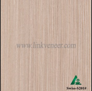 Swiss-S201#, engineered wood veneer oak face veneer