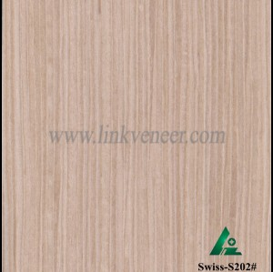 Swiss-S202#, OAK veneer technology wood veneer engineered wood veneer