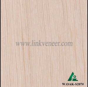 W.OAK-S207#, Washed oak fancy veneer ,beautiful engineered wood veneer