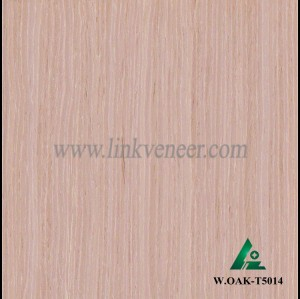 W.OAK-T5014, engineered wood veneer oak face veneer