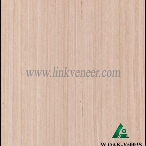 W.OAK-Y6003S, oak engineered veneer reconstituted veneer recon veneer supplier