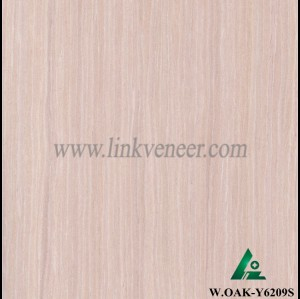 W.OAK-Y6209S, oak engineered veneer reconstituted veneer recon veneer supplier