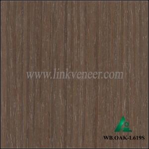 WB.OAK-L619S, High Quality Oak Engineered Veneer