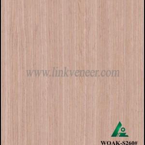 WOAK-S260#, High Quality Oak Engineered Veneer