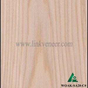 WOAK-SA28-C#, Factory supply recon veneer hot sale in for plywood face