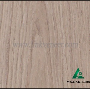 WS.OAK-L780C, Used for plywood face recon oak wood veneer