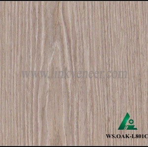 WS.OAK-L801C, shuixi qiuxiang face veneer for furniture and doors
