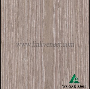 WS.OAK-S301#, oak engineered veneer reconstituted veneer recon veneer supplier