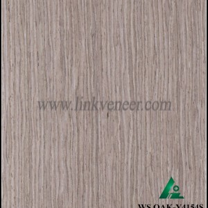 WS.OAK-Y4154S, engineered oak wood veneer / recon veneer