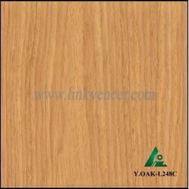 Y.OAK-L248C, Factory supply high qulaity recon oak face veneer