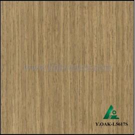 Y.OAK-L5617S, Engineered wood veneer OAK veneer for interior doors face and plywood face