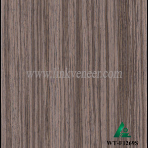 WT-F1269S, 0.3mm high quality engineered face veneer for sale