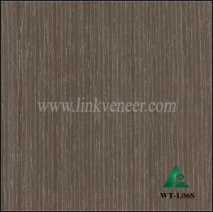 WT-L06S, low price types of wood veneer poplar face veneer engineered wood veneer