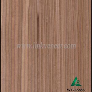 WT-L588S, Engineered veneer of walnut , engineered wood veneer
