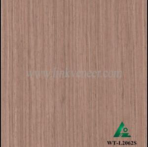 WT-L2062S, Reconstituted Walnut Veneer for Decoration