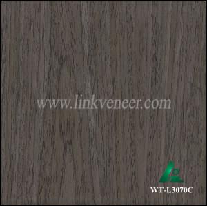 WT-L3070C, recon veneer reconstituted walnut supplier