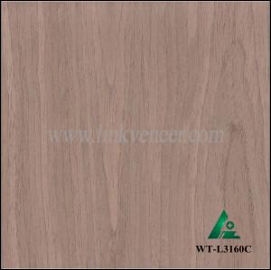 WT-L3160C, Engineered wood veneer walnut veneer for plywood face