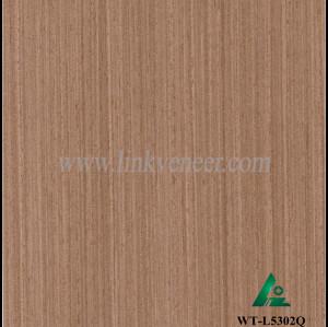 WT-L5302Q, Walnut Engineered Veneer Crown Cut---Fancy Veneer Plywood
