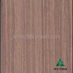 WT-T5018, 0.3mm 640*2500mm Reconstitute engineered wood veneer